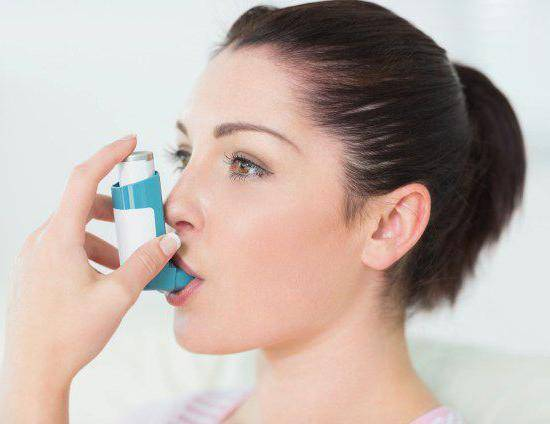 аллергическая астма препараты для лечения