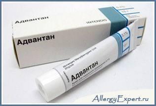 эффективный крем advantan