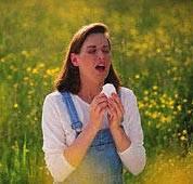 Источник сезонной аллергии - пыльца