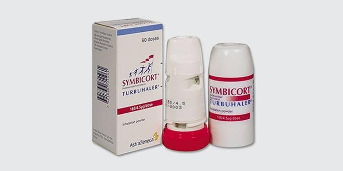 Порошковый ингалятор при бронхиальной астме