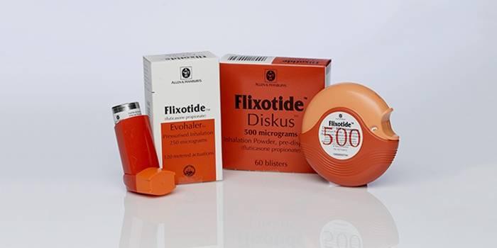 Гормональный ингалятор при астме