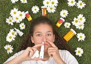 Сухой воздух аллергия