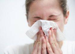 бывает ли при аллергии температура