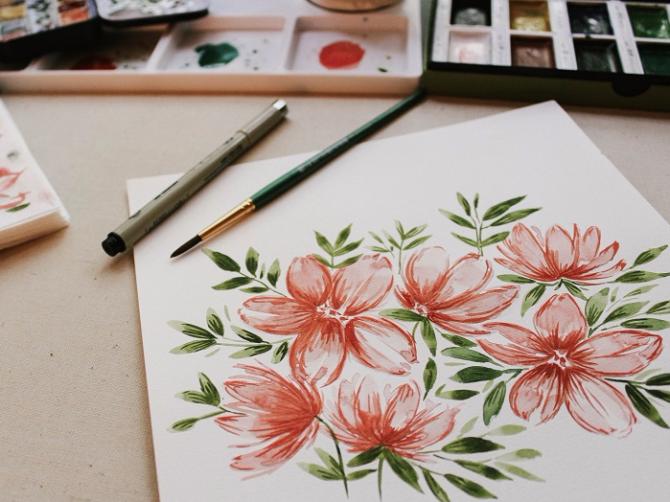 Аллергия на пыльцу: календарь цветения