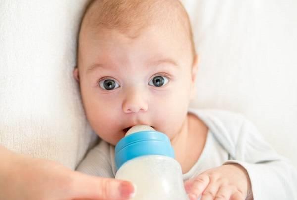 Аллергия на молоко у ребенка симптомы