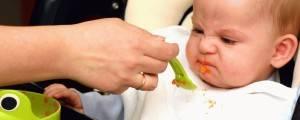Аллергия на рис у детей до года