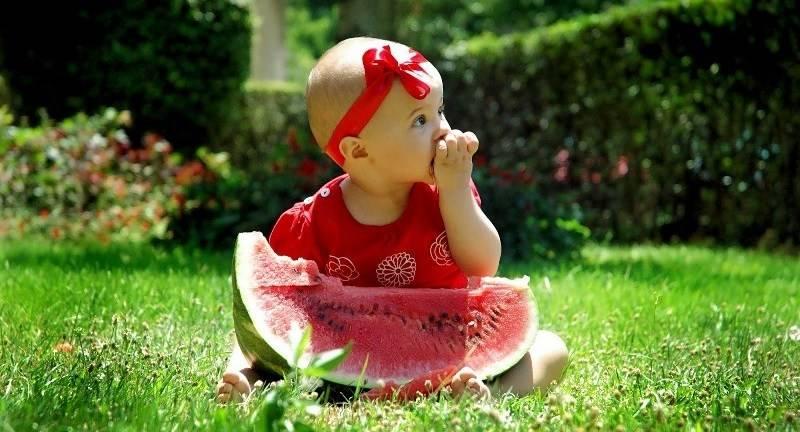 аллергия на арбуз у детей