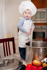 блюда для детей с капустой