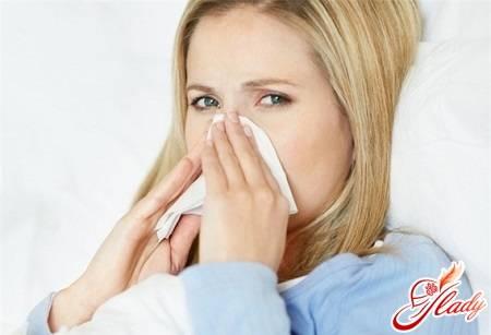 проявление аллергии при беременности