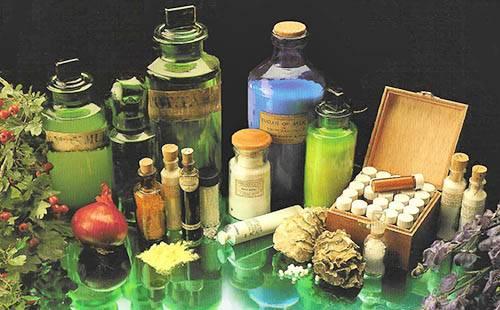 Всевозможные лекарственные препараты на растительной основе
