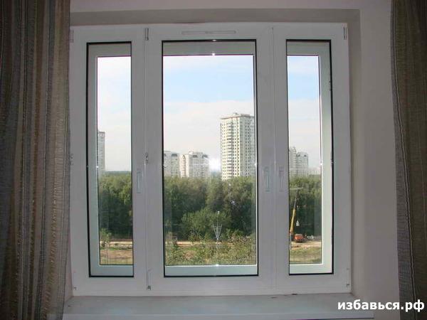 необходимо постоянно держать окна закрытыми