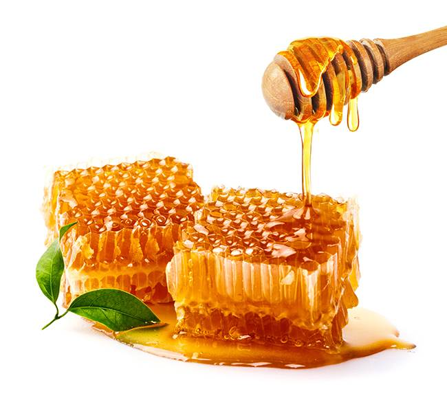 Мед при кожном зуде, фото