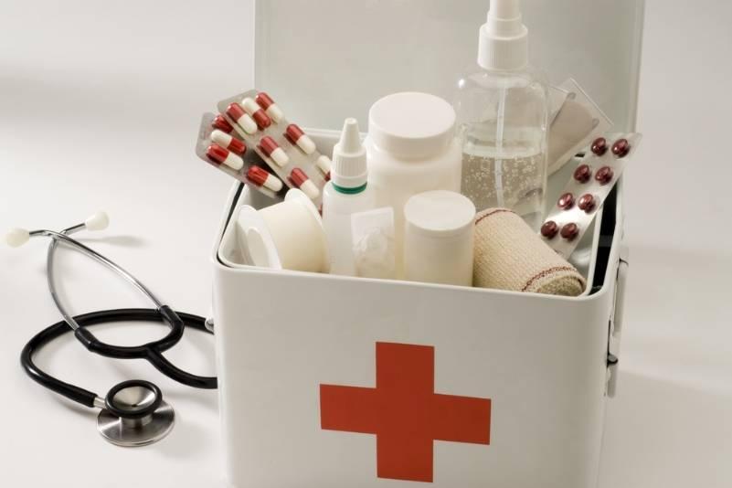 Аптечка астматика