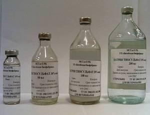 Как вводить препарат натрий тиосульфат