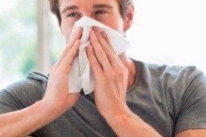 аллергия на сигареты симптомы
