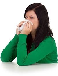 Виды аллергии, обостряющие ринит и меры предосторожности