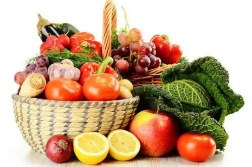 аллергия на овощи - фото овощей