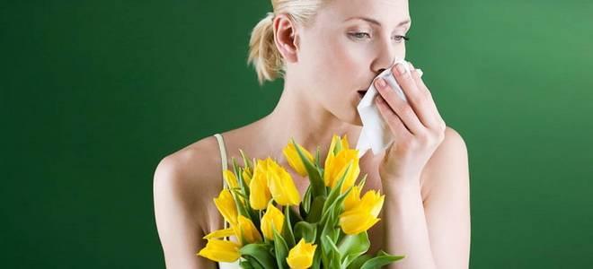 глюконат кальция при аллергии