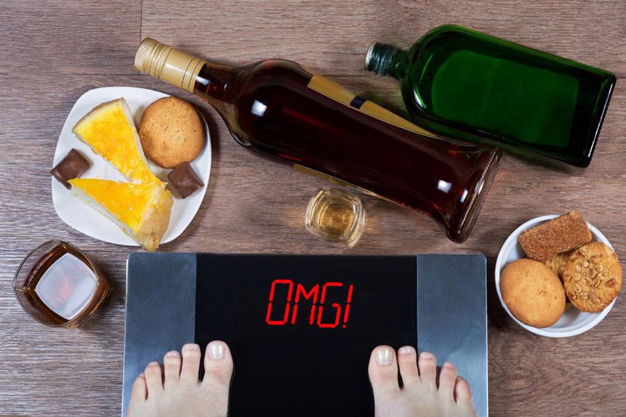 Можно ли употреблять алкоголь при диете?