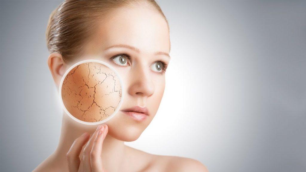 Аллергия на коже лица